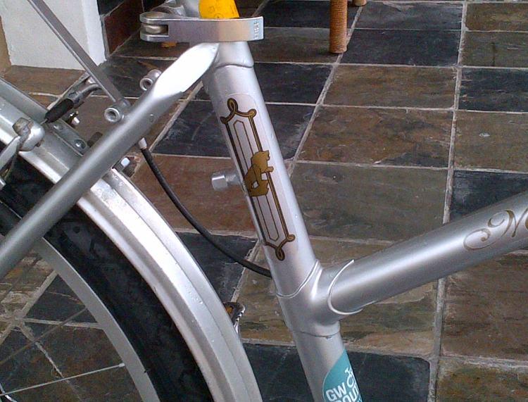 My Peugeot Metro Ladies Bicycle