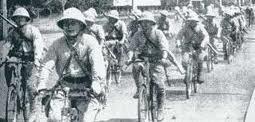 japs invade malaya